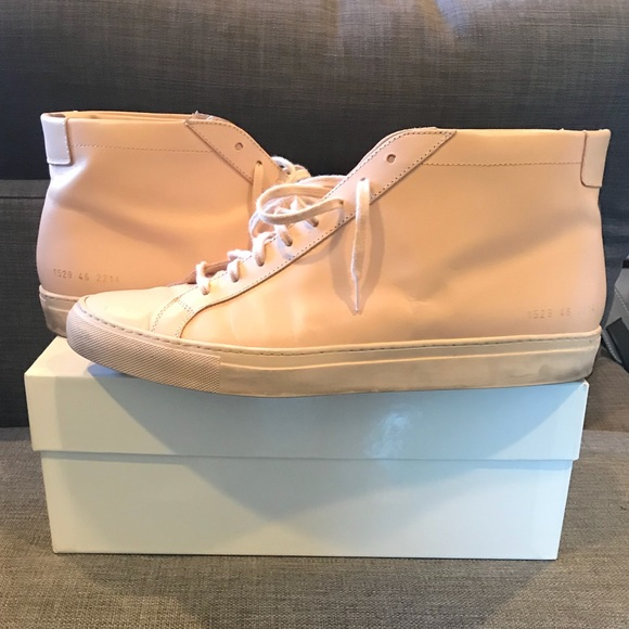 4469e6d3b9c1 Common Projects Other - Common Projects Achilles Mid Natural US 13 EU 46